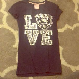 Victoria's Secret Pink! Chicago Bears Tee